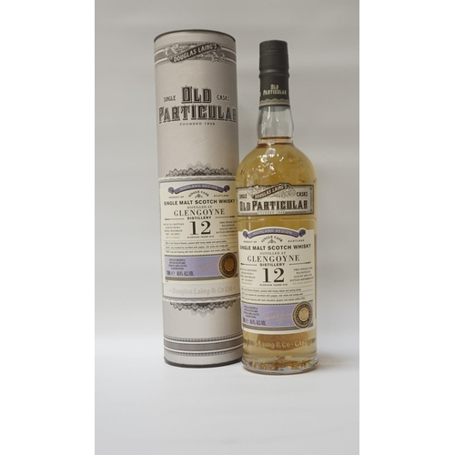 127 - GLENGOYNE 12YO - OLD PARTICULAR A bottle of Glengoyne 12 Year Old Single Malt Scotch Whisky bottled ...