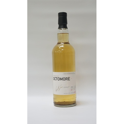 144 - BRUICHLADDICH FUTURES OCTOMORE A bottle of the Bruichladdich Futures Octomore Single Malt Scotch Whi...