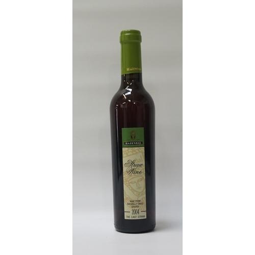 203 - HAZENDAL STRAW WINE 2004