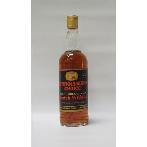 25 - MORTLACH 43YO - CONNOISSEURS CHOICE A fantastic bottle of the Mortlach 43 Year Old Single Malt Scotc...