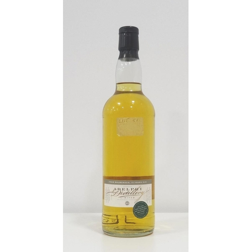 38 - BALMENACH 1982 - ADELPHI An independent bottling of the Balmenach 15 Year Old Single Malt Scotch Whi...