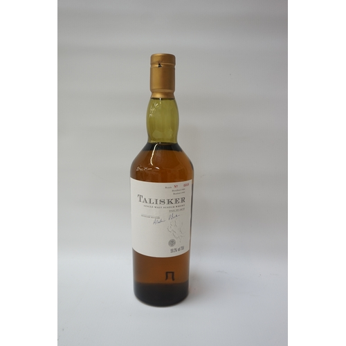 34 - TALISKER 1989 FRIENDS OF THE CLASSIC MALTS A fantastic example of the Talisker Single Malt Scotch Wh...