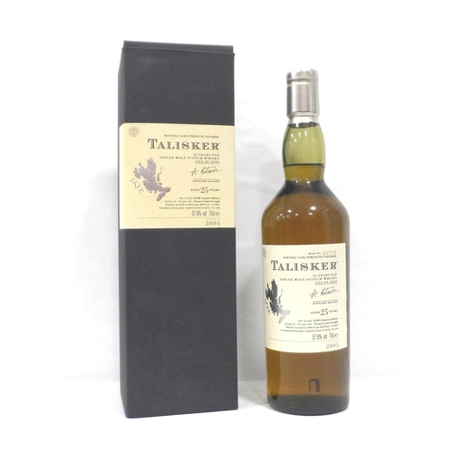 1 - TALISKER 25YO  This bottle is a prime example of why Talisker is one of my favourite drams.  Taliske...