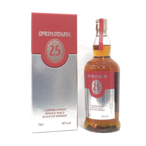 17 - SPRINGBANK 25YO - 2014 RELEASE The folks at Spingbank Distillery are one of the few producers who ca...