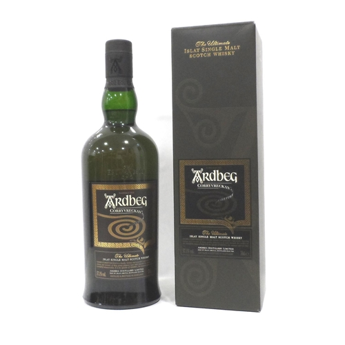 22 - ARDBEG CORRYVRECKAN Ardbeg used to do fantastic animations and short films to celebrate new releases...
