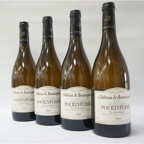 48 - CHATEAU DE BEAUREGARD POUILLY-FUISSE