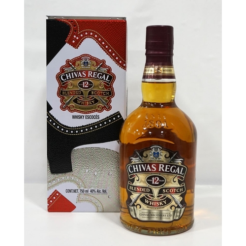 48 - CHIVAS REGAL 12YO - TIM LITTLE A Limited Edition release of the Chivas Regal 12 Year Old Blended Sco...