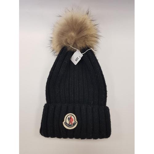 109 - MONCLER BOBBLE HAT...