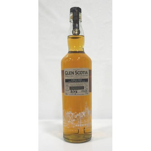 671 - GLEN SCOTIA FESTIVAL BOTTLING 2016 A fine single cask bottling from the resurgent Glen Scotia Distil...