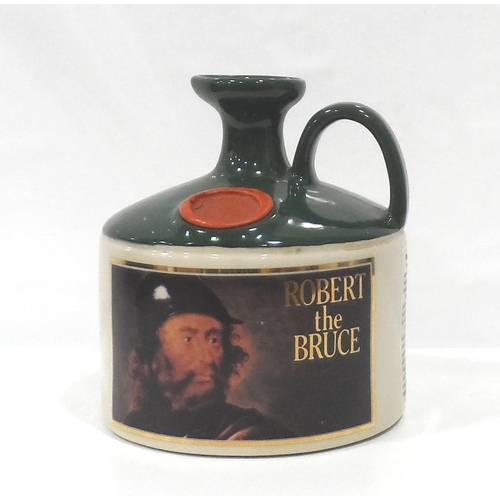 675 - GLENFIDDICH HERITAGE RESERVE ROBERT THE BRUCE An older decanter of the Glenfiddich Heritage Reserve ...