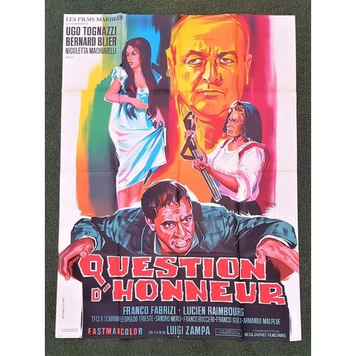 251 - TWO FRENCH GRANDE FILM POSTERS comprising 'Le Puits aux Trois Vérités' (Three Faces of Sin), 1961, 4...