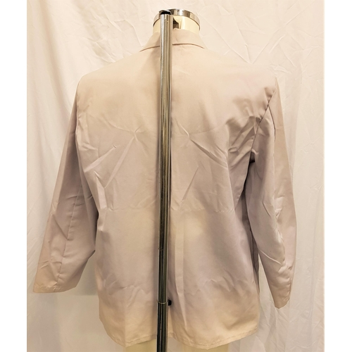 11 - TIMECOP 2: THE BERLIN DECISION (2003) - THREE COSTUME ITEMS comprising a DOCTOR'S JACKET AND TROUSER...