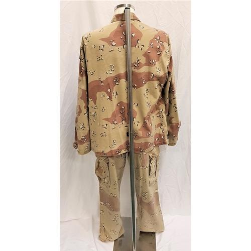 17 - THREE KINGS (1999) - U.S. ARMY CAMO UNIFORM (AIRBORNE) Desert camouflage NATO military uniform, the ...