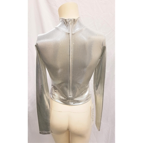 20 - xXx (2002) - FOUR COSTUME ITEMS  comprising a ROSE WRAP STYLE DRESS BY KOOKAI, made in France, 100% ...