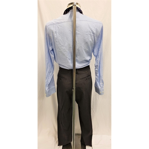 36 - HOW TO DEAL (2003) - VARIOUS COSTUME ITEMS  comprising BUCK'S SHIRT, TROUSERS AND A TIE - PLAYED BY ...