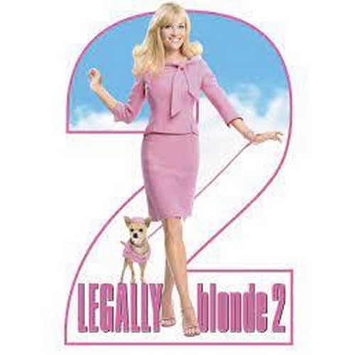 10 - LEGALLY BLONDE 2 (2003) - THREE ITEMS OF ELLE'S CLOTHING  - PLAYED BY REESE WITHERSPOON  comprising ...
