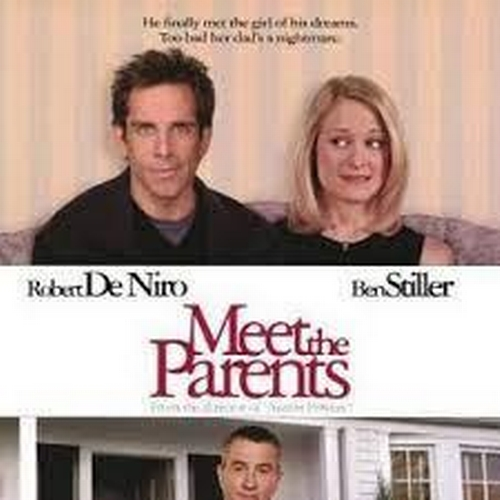 21 - MEET THE PARENTS (2000) - NAVY BLUE AIRLINE UNIFORM the gents large navy blue jacket with a zip fron...