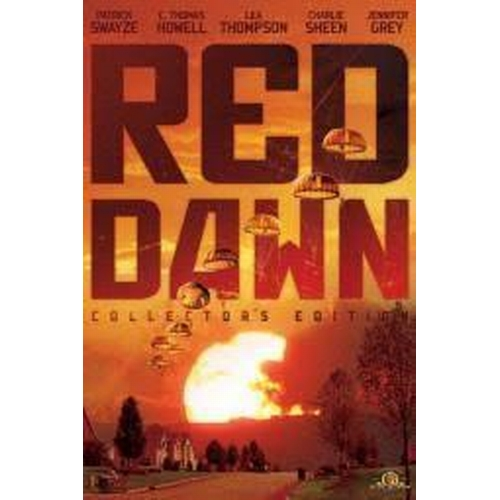 33 - RED DAWN (1984) - WOMEN'S RUSSIAN MILITARY UNIFORM Ladies wool mixture military style suit, the fron...