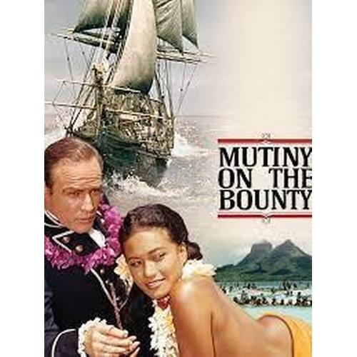 41 - MUTINY ON THE BOUNTY (1962) - NAPOLEONIC MILITARY UNIFORM Custom made by western costume company, bl...