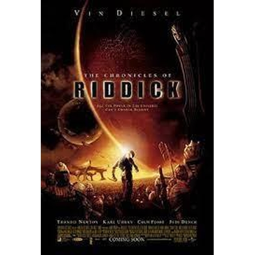 45 - THE CHRONICLES OF RIDDICK (2004) - NECROMONGER GRAVITY TENDER OUTFIT comprising a rubberized reptile...