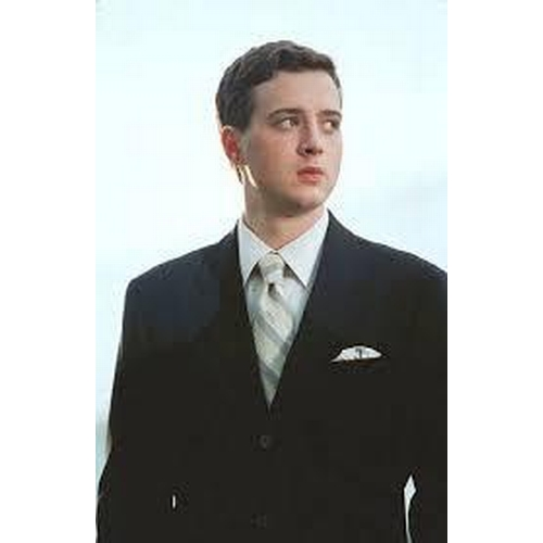 6 - AMERICAN WEDDING (2003) - THREE ITEMS OF FINCH'S CLOTHING - PLAYED BY EDDIE KAYE THOMAS comprising t...