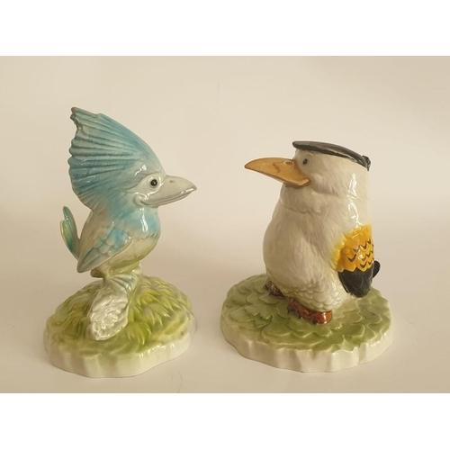 48 - An Assortment Of Goebel German Birds Figures