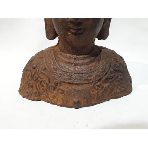 47 - Tibetan Bronze Buddha