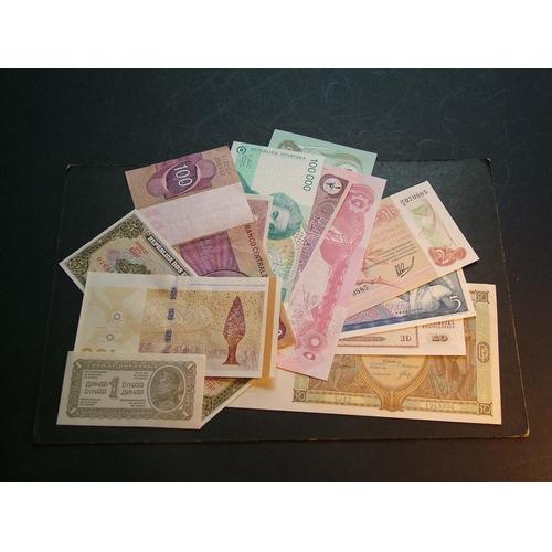 4 - ACCUMULATION.  World.  Denmark, 100 Kroner, 2009, P-66.  Poland, 50 Złotych, 1.9.1929, P-71.  Yugosl...