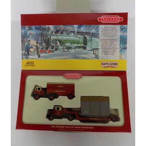 21 - A die cast Lledo/Days Gone, Trackside boxed set - packaged as new...