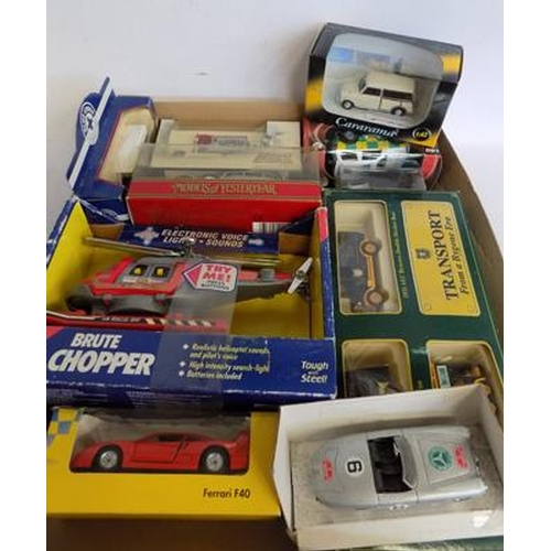 52 - Collection of boxed diecast...