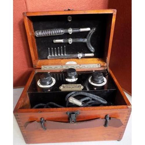 9 - Vintage Rogers Ventilator...