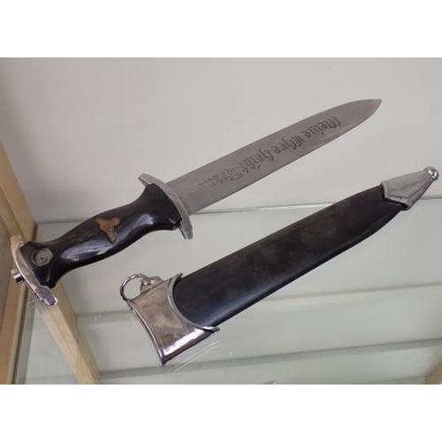 18 - Reproduction German SS dagger...
