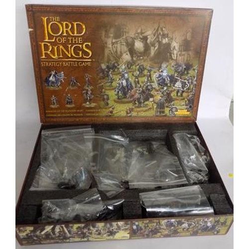 48 - 54 x Games Workshop Lord of the Rings metal and plastic figures...