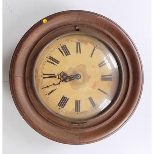 11 - Vintage wall clock...