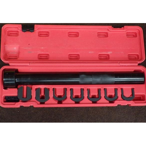 489 - Nielson inner tie rod remover tool set...