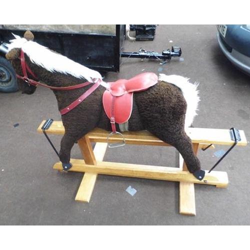 521 - Rocking horse...