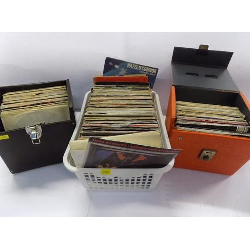 7 - Three boxes of singles...