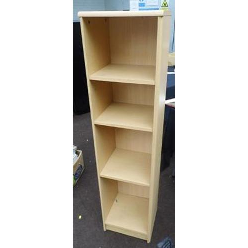 517 - Pine style storage unit...