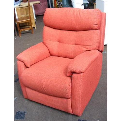 521a - Marvel reclining armchair...