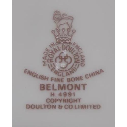 42 - Royal Doulton 'Belmont' pattern fine bone china tureen & bowls...