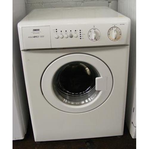 502a - Zanussi Aquacycle 1300 compact space saving washing machine - W/O...