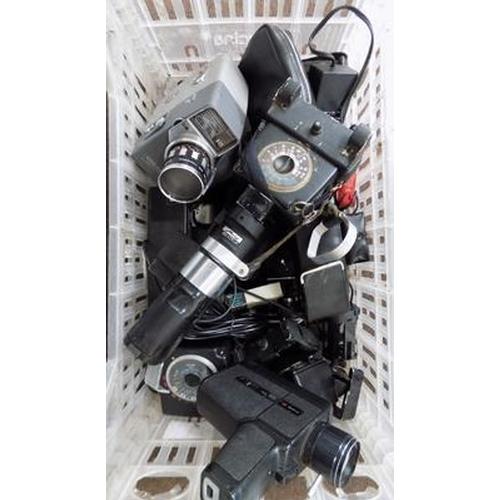 26 - Collection of camera & camera accessories...