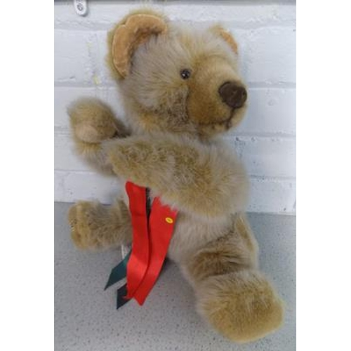 51 - Merrythought Bear, 14 inches high...