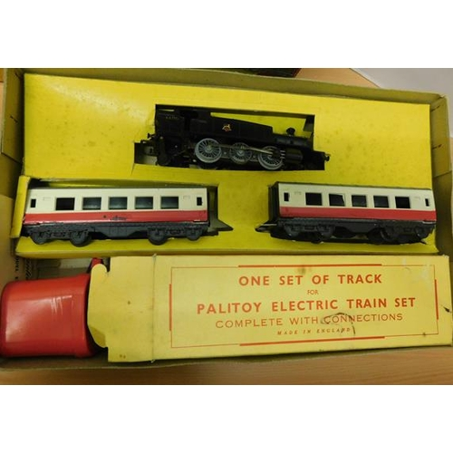 30 - Palitoy scale model electric train set...
