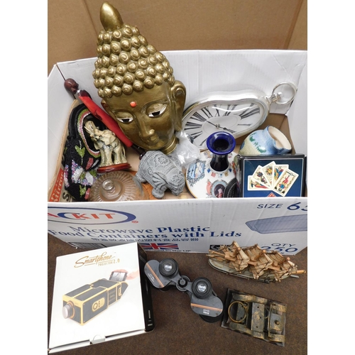 31 - Mixed box of collectables