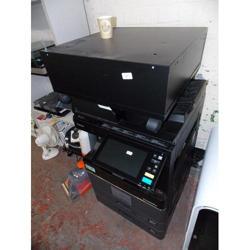 120 - A BLACK TOSHIBA STUDIO 2500AC OFFICE SPEC PRINTER, SCANNER...