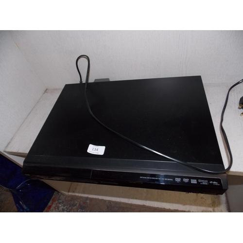 134 - A PANASONIC DMREZ28 DVD RECORDER...
