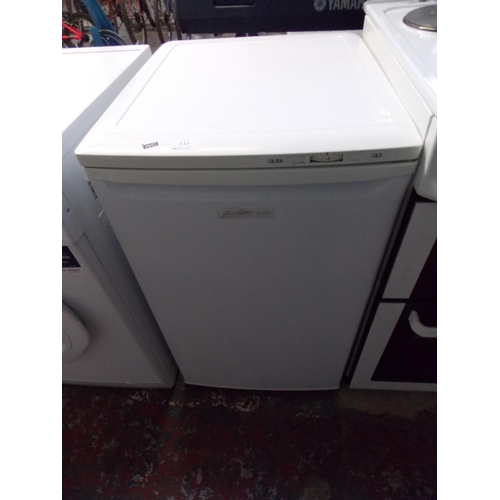 137 - A ICE LINE R346 UNDER COUNTER FRIDGE W/O...
