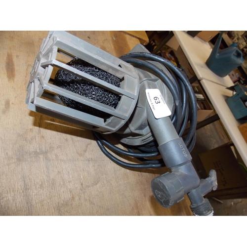 63 - A LOTUS ELECTRIC WATER PUMP W/O...