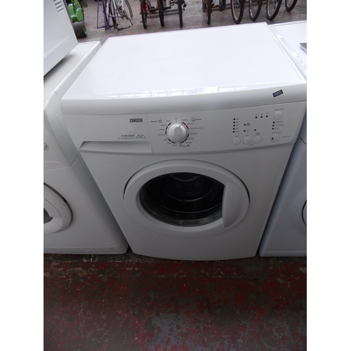 140A - A ZANUSSI ZWH6160P WASHING MACHINE W/O...